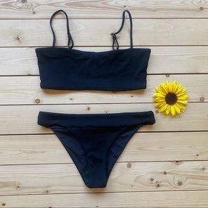 L*space Swimsuit Bikini Set NEW